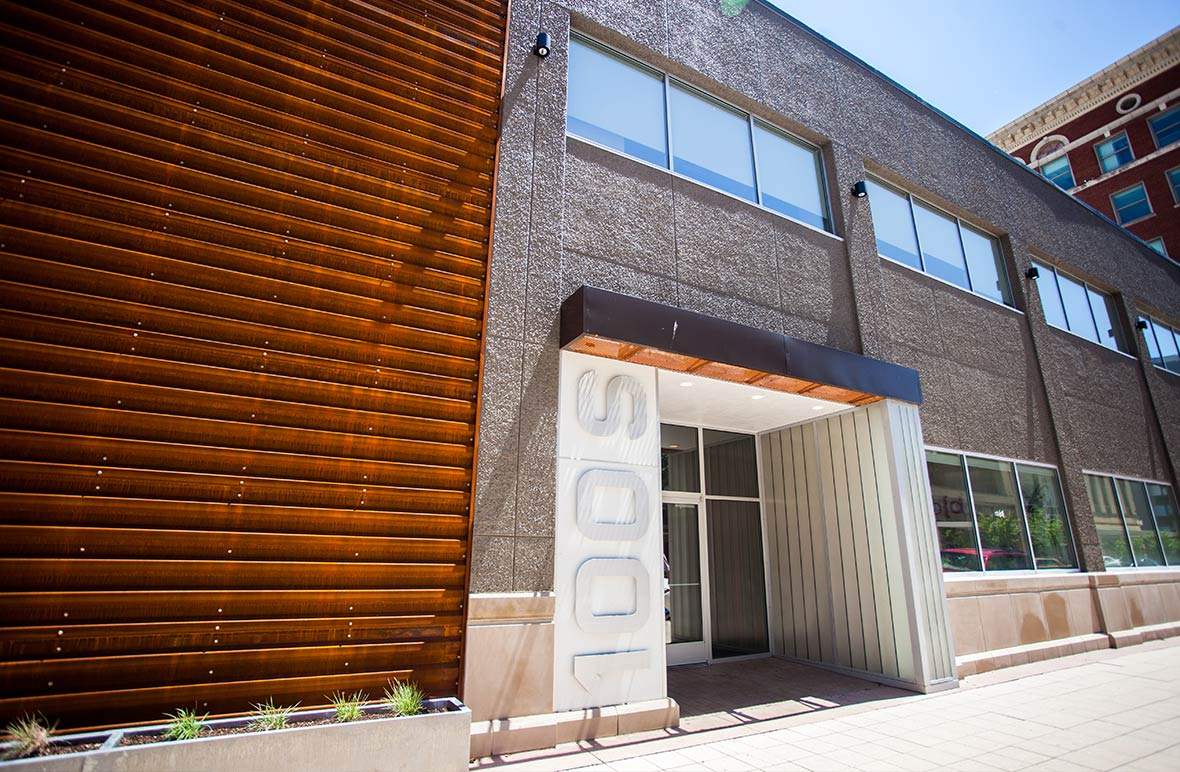 Downtown stakeholders to showcase COrTen Building