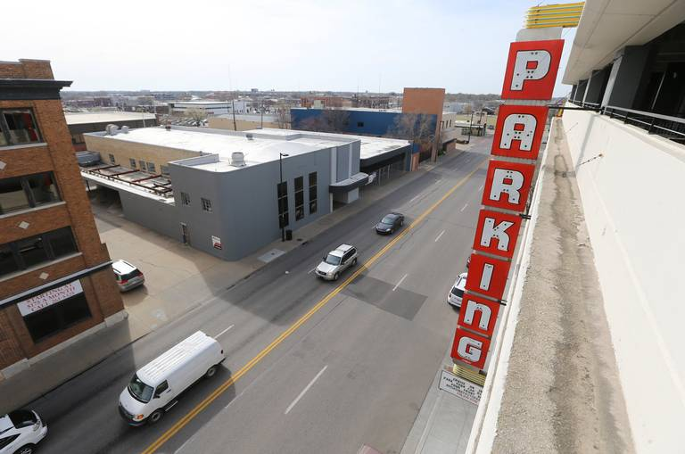 Living in a parking garage? These unique Wichita lofts are the first of their kind